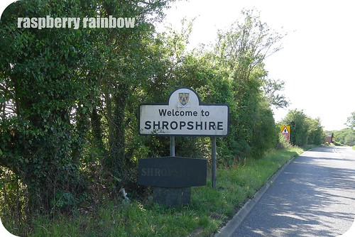 Welcome to Shropshire