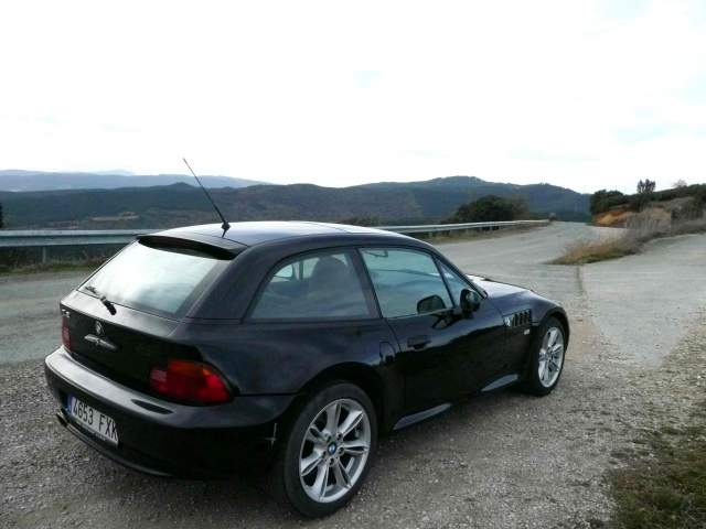 1999 Z3 Coupe | Jet Black | Black