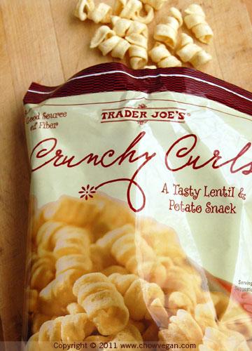 Trader Joe's Crunchy Curls
