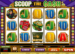 Scoop the Cash