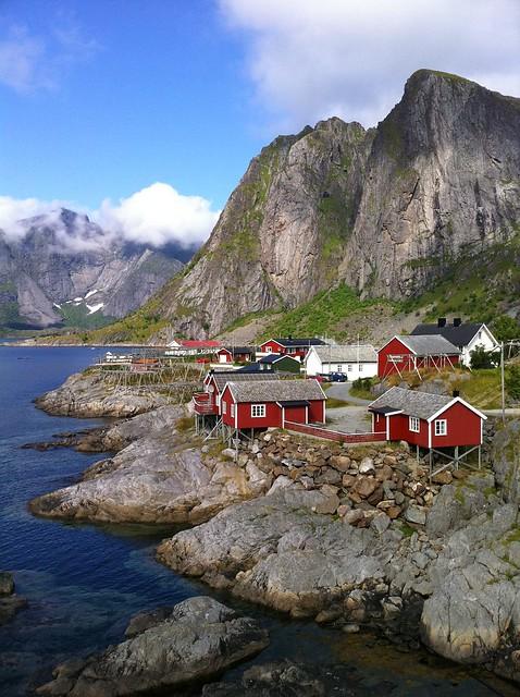 Lofoten, Sakrisøy - 29.07.2011