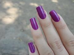Look,Passe Nati (Lady_Yaya) Tags: look neon purple nails unhas roxo passenati