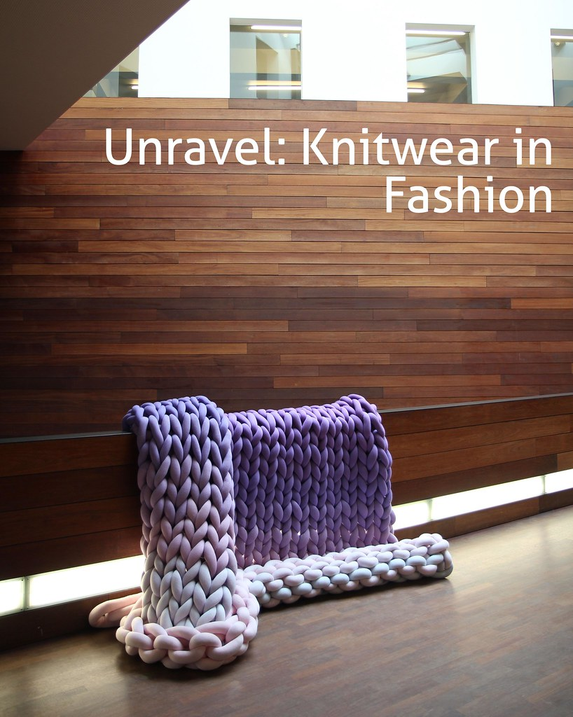 Unravel: Knitwear in Fashion