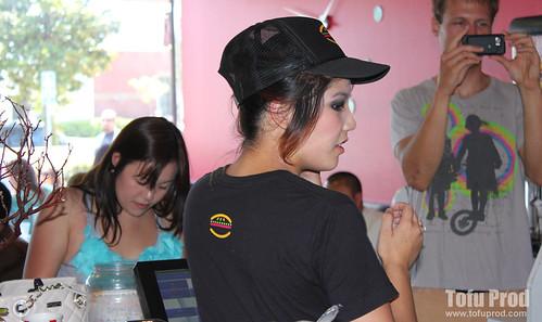 Kalbi Burger Challenge 2011