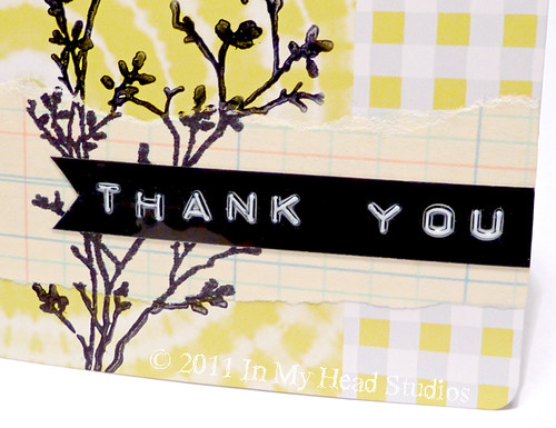 Little Thank You Card :: Close