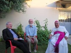 """Gespräch mit zwei chaldäischen Erzbischöfen • <a style=""""font-size:0.8em;"""" href=""""http://www.flickr.com/photos/65713616@N03/5994510472/"""" target=""""_blank"""">View on Flickr</a>"""
