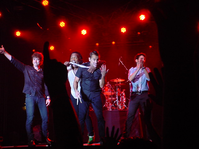 Newsboys at Rock the Universe 2010