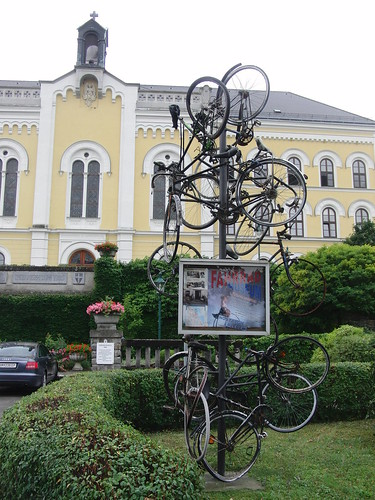 015 austria - museo bici ybbs