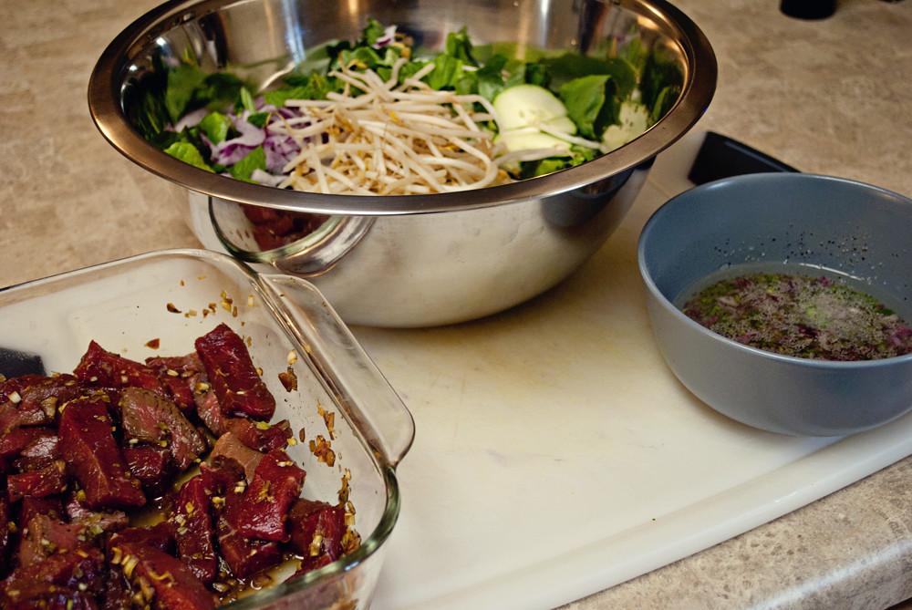 Beef Thai Salad 2