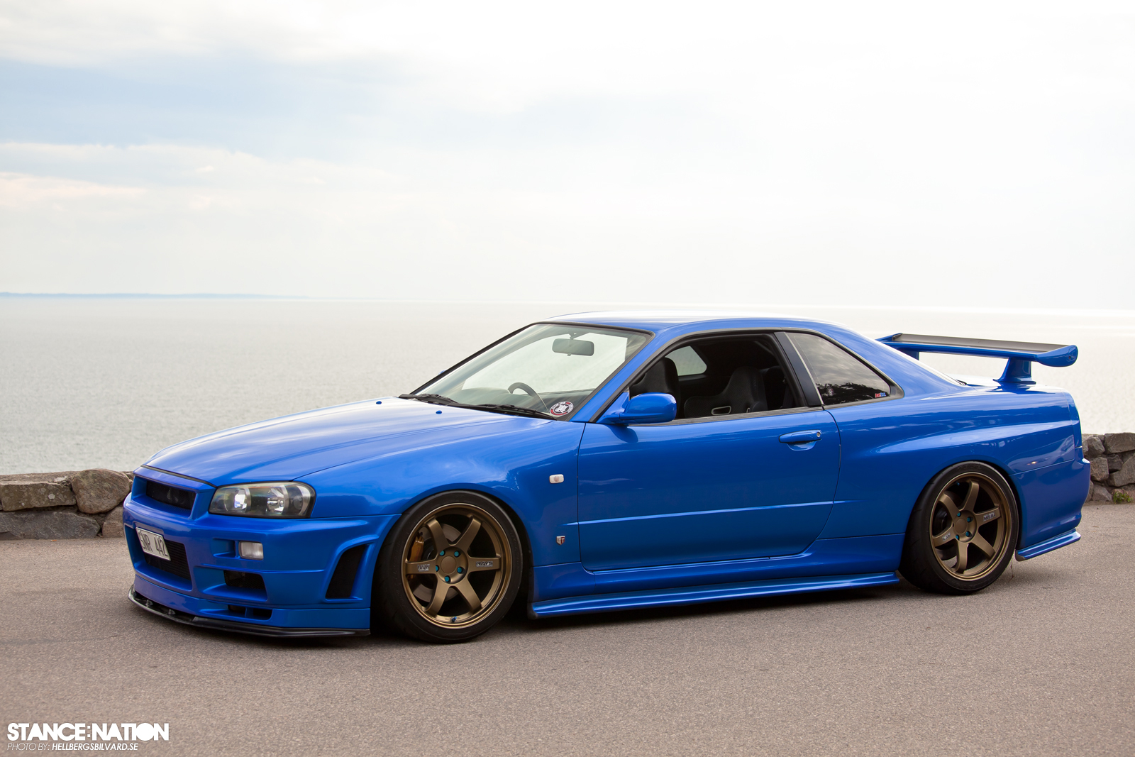 Skyline R34 The Flush Function - Tremek Car Videos ...