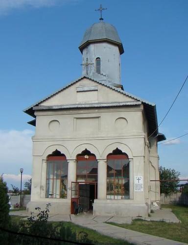 BIserica Tunari - Monument istoric