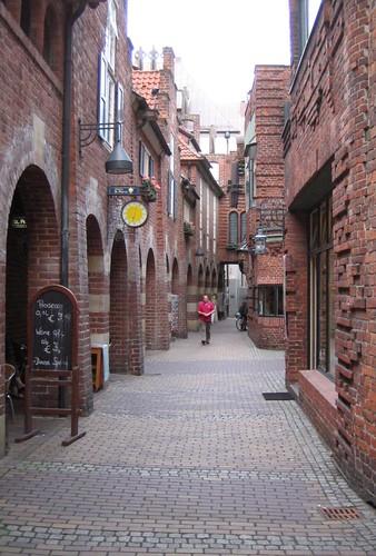 Bremen: Böttcherstraße
