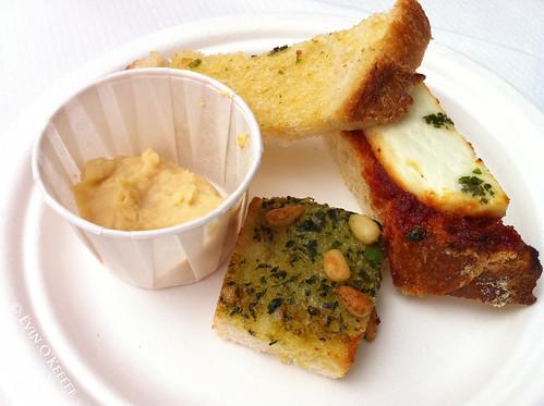 Brasserie's Mediterranean Fare