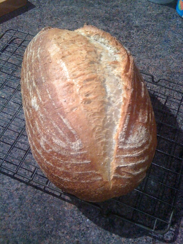 White sourdough by flimbag