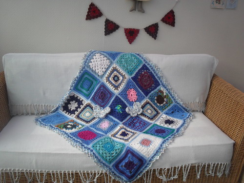 Here is another 'soothing' Blanket, I love this one too......