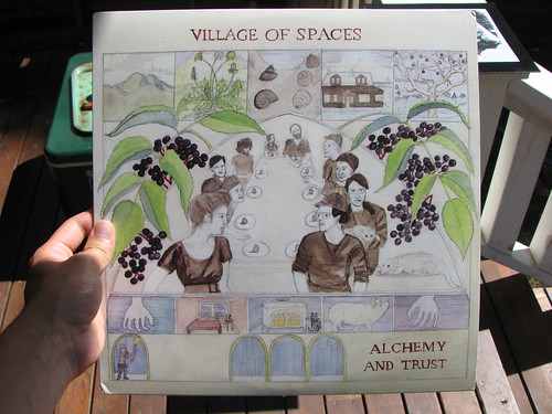 Village Of Spaces - Alchemy And Trust - War On Records, et al.