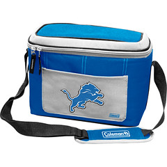 Detroit Lions Coleman 12 Pack/Can Cooler Bag