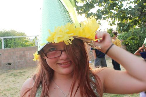 piñata head