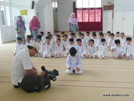 Kelas fardu Ain , kanak-kanak tadika tengku Anis, Kota Bharu, Kelantan