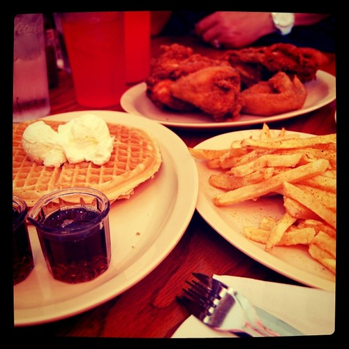 chicken+waffles