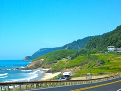 Driving the Oregon Coast