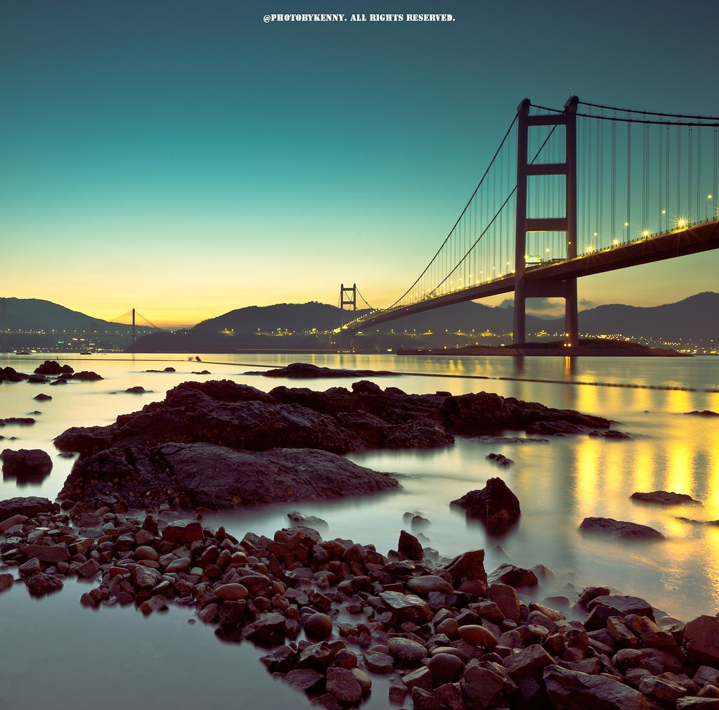This is Hong Kong, Tsing Ma Bridge ( Explored Aug 3, 2011 )