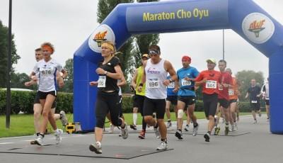 Pachtová a Jadrníček vyhráli maraton Cho Oyu