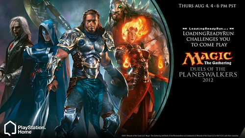 Magic The Gathering: Live event for Home