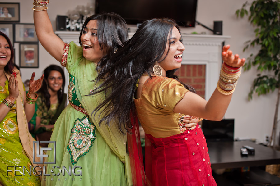Mehndi Party Dance : Amir & nasrines wedding day 1 mehndi henna party lawrenceville