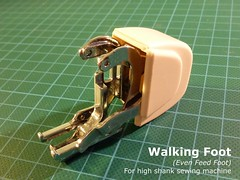 01 - Walking Foot (High Shank)