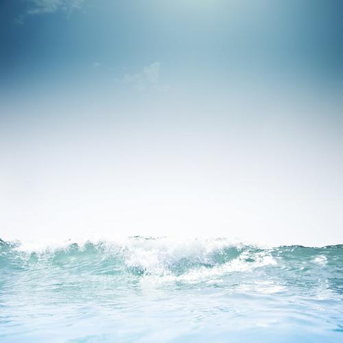 フリー写真素材, 自然・風景, 海, ブルー,
