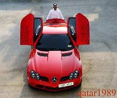 My New Red Friend.. SLR-722 (qatar1989) Tags: red slr flickr doha qatar 722 8608 rayyani qatar1989