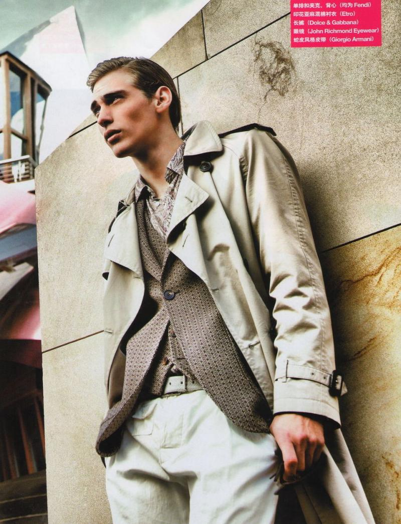 Jeremy Dufour0425_China GRAZIA for men ss2011_Ph Kevin Zhow(bluedolphin@TFS)
