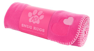Double Heart Snug Rug