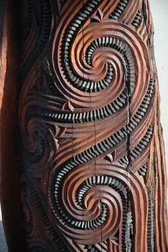 Maori Carving 2