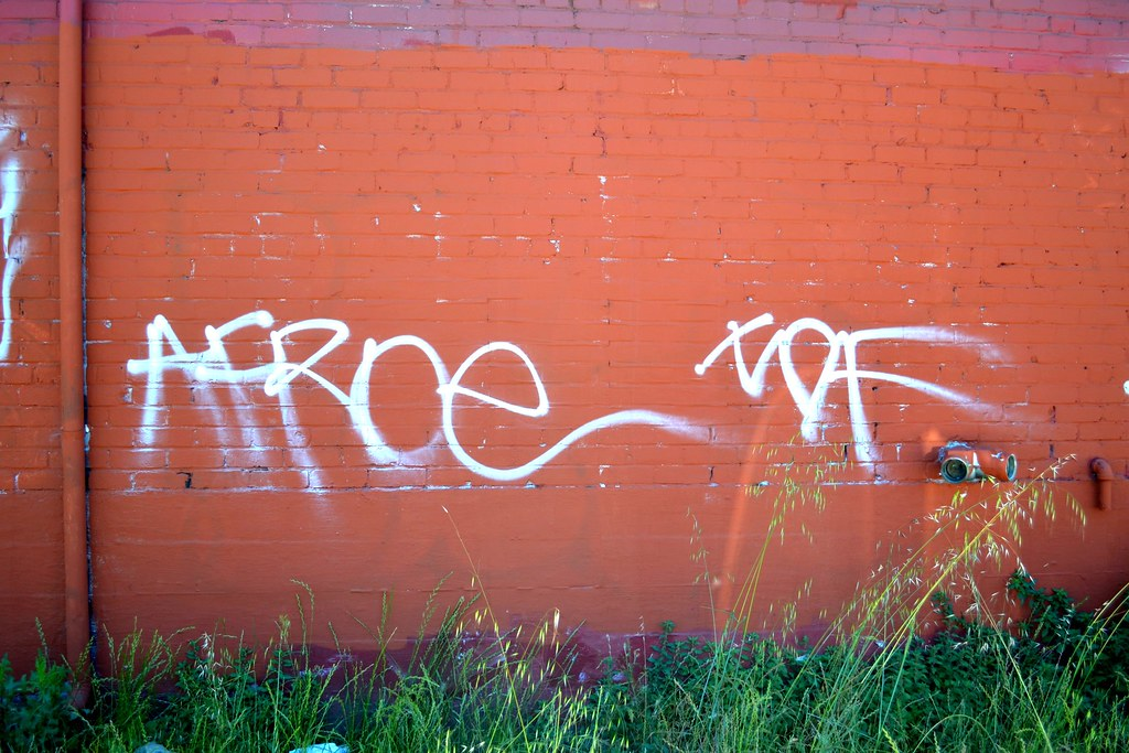 AFROE, TDF, Oakland, Graffiti, Street Art