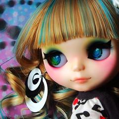 A-Dong's OOAK Custom Blythe doll No.55 *Sunset Glow*