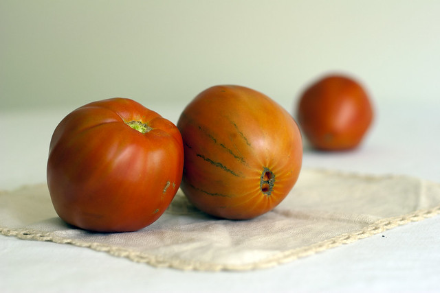 italian heirloom tomato