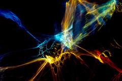 Energy (Reciprocity) Tags: light art film glass colors analog 35mm energy experimental colours space refraction plasma analogue caustics photogram diffraction lightart experimentalphotography reciprocity refractograph s172 fujit64 lenslessphotography