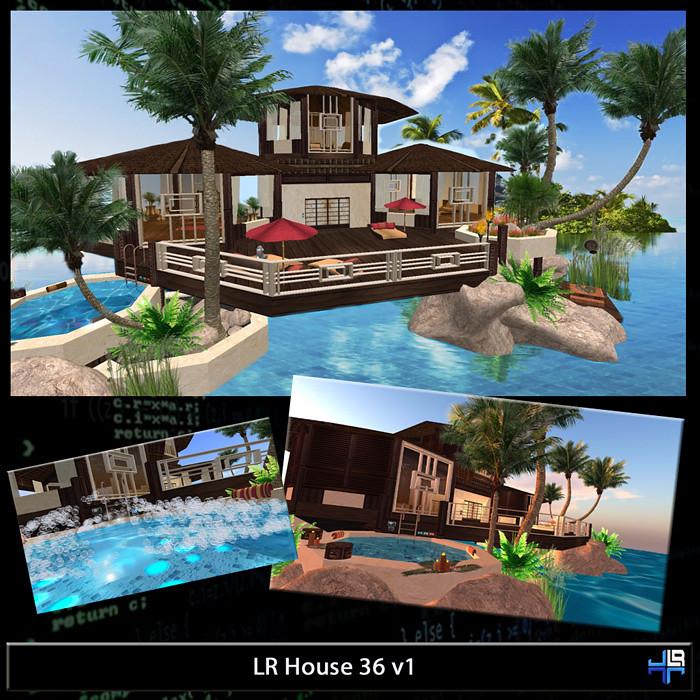 LR House 36v1 - Feel the summer breeze