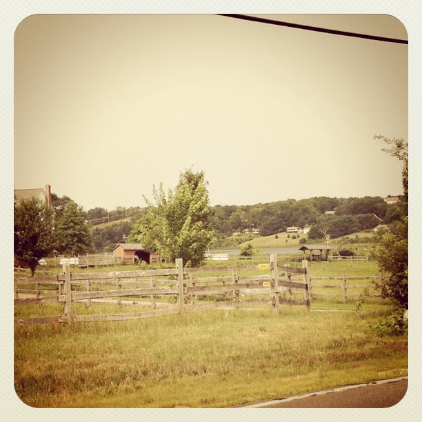 Day 10 : rural New Hampshire scenery.
