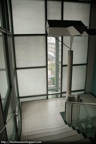 MoMAK - Stairwell