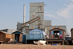 A day at the beach. (parnas) Tags: uk beach strand kent whitstable