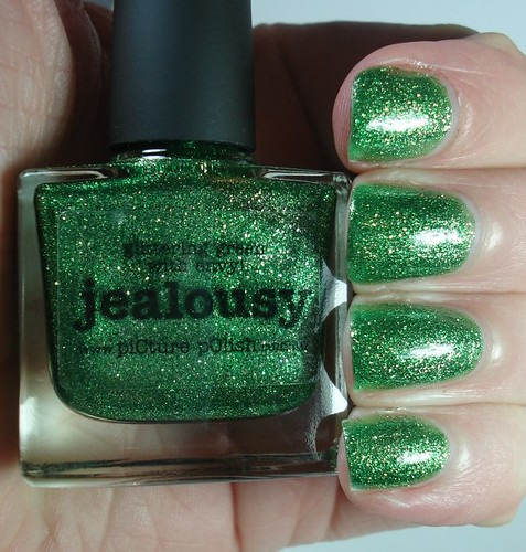 Picture Polish Jealousy