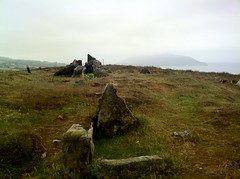 Giants Graves at Arran