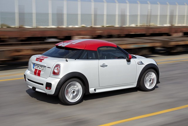 2012 MINI JCW Coupe