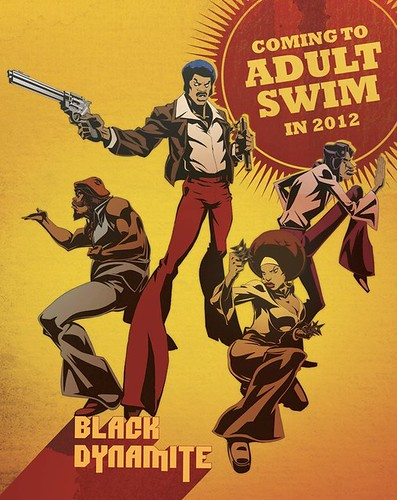 VIDEO Black Dynamite: The Pilot