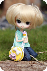 Peach (heavendrop) Tags: peach dal rement leeke obitsu leekeworld 23cm  darony