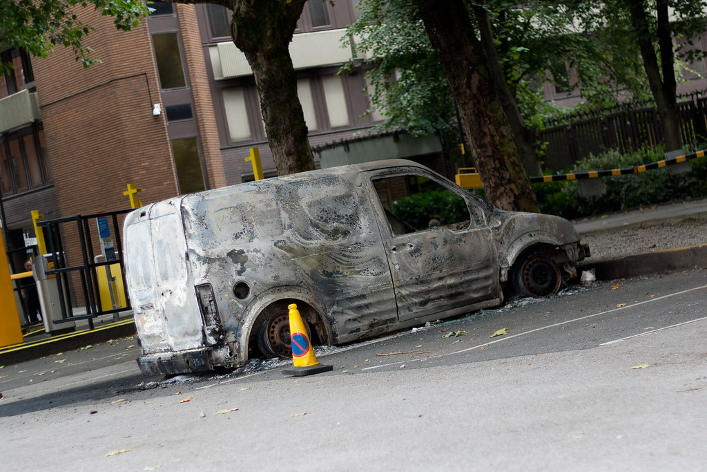 Manchester Riots Aftermath (6 of 44)