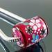 Charm Bead: Rubino Flower Blossom